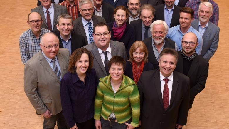 Die Kandidatinnen und Kandidaten der CDU Boppard zur Stadtratswahl