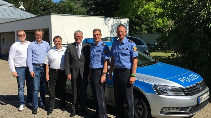 CDU bei PI Boppard